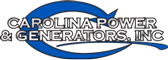 Carolina Power and Generators Logo