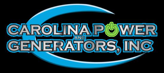 Carolina Power and Generators Logo